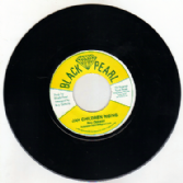 Roy Dobson - Jah Children Rising / version (Black Pearl) UK 7""